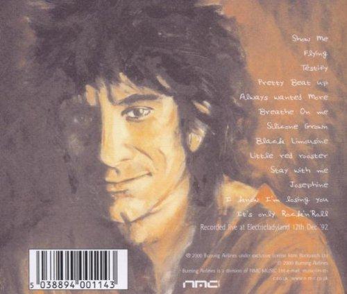 Live & Electric : Ronnie Wood: Amazon.es: Música