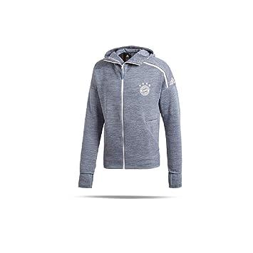adidas 2018 2019 FC Bayern Munich Core 18 ZNE Rain Jacket