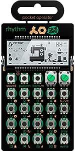 Teenage Engineering TE010AS012 PO-12 Rhythm Drum Machine & Sequencer