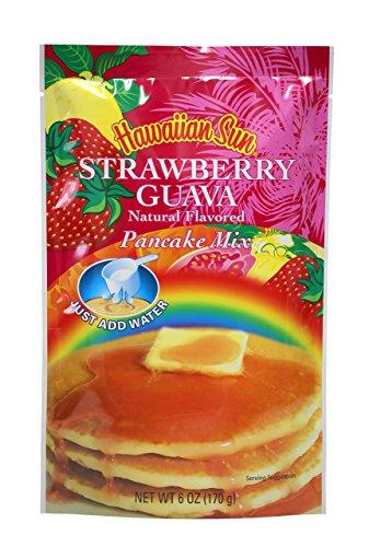 strawberry pancake mix - 1