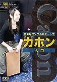 多彩なサンプルパターンでカホン入門 (FEI-DV210) [DVD]