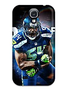 New Arrival Cover Case With Nice Design For Galaxy S4- Seattleeahawks
