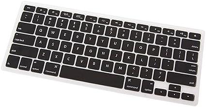 2019 2018 2017 2016 US-Tastaturlayout 09 Ombre Violett Allinside Tastaturabdeckung aus Silikon f/ür MacBook Pro 13 Zoll und MacBook Pro 15 Zoll mit Multi-Touch-Bar A2159 A1706 A1707 A1989 A1990