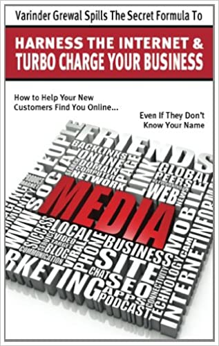Varinder Grewal Spills The Secret Formula To Harness The Internet & Turbo Charge Your Business: How to Help Your New Customers Find you Online.