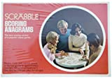 Scoring Anagrams, Scrabble Brand by Selchow & Righter 1984