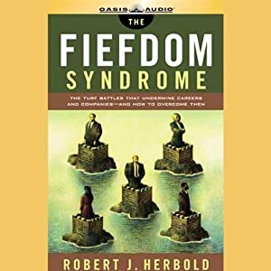 The Fiefdom Syndrome Audiobook