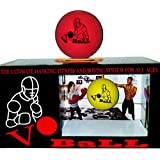 Vo Ball--The Ultimate Home Fitness, Boxing and Martial Arts System For All Ages (2 balls included)