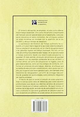 Trabajo Autónomo E Igualdad Reflexiones Desde El Derecho