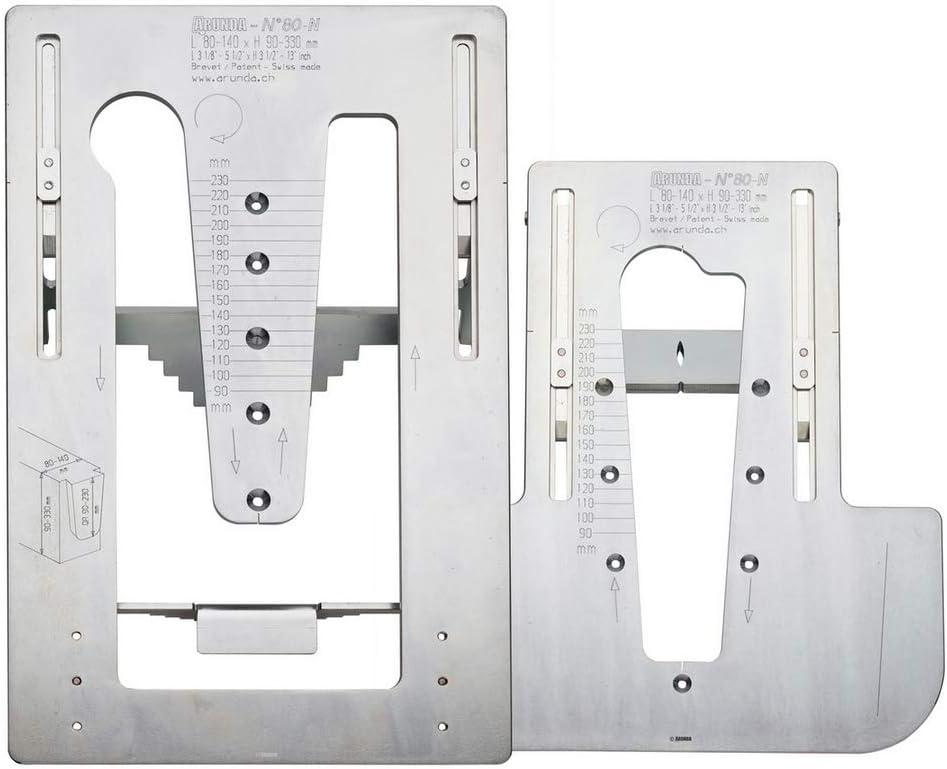 Oberfr/äse LO 65 Ec im Systainer 1P0166 Mafell Fr/ässchablone Arunda 80N Maxi