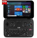 "LANRUO GPD WIN Aluminum Shell Version X7-Z8750 June 5 Update Gamepad Laptop NoteBook Tablet PC 5.5"" Handheld Video Game Console Windows Bluetooth 4.1 4GB/64GB"