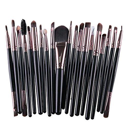 Makeup Brush Set Makeup Brush Set - 20 Pcs Professional Soft Cosmetics Beauty Make up Brushes Set Kit Tools maquiagem Makeup Brushes - Makeup Brush Kit (BC)