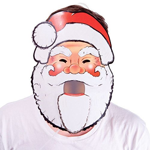 Tobar Santa Talking Head Toy 21205