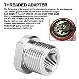 Topzon Threaded Adapter - Oil Filter Threaded