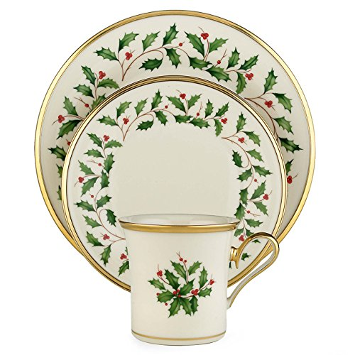 Lenox Holiday 12-Piece Dinnerware Set by Lenox (Image #8)