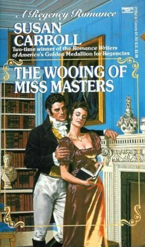 book cover of The Wooing of Miss Masters