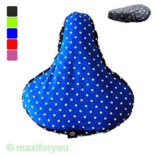 Wende-Sattelbezug Satteldecke Regenschutz Universalgröße (Blau) maxxi4you