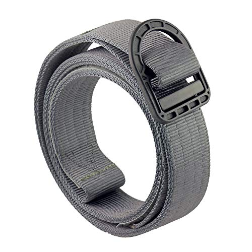 CCW (Concealed Carry) - EDC (Every Day Carry) Heavy Duty Nylon Tactical Gun Belt, 1.5