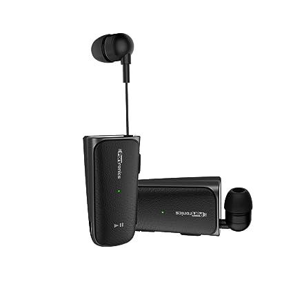 78e0e450952 Portronics POR-811 Harmonics Klip II Retractable in-Ear: Amazon.in ...