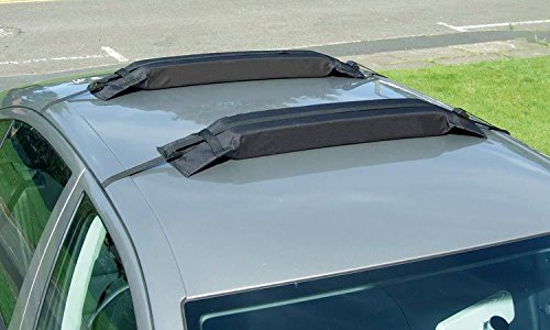 Suzuki Grand Vitara Soft Padded Strapped Roof Rack Bars No