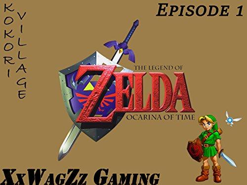 Clip: The Legend of Zelda Ocarina of Time Episode 1