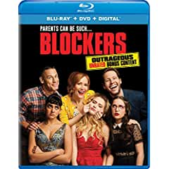 BLOCKERS arrives on Digital June 19 and on Blu-ray, DVD and On-Demand July 3 from Universal Pictures