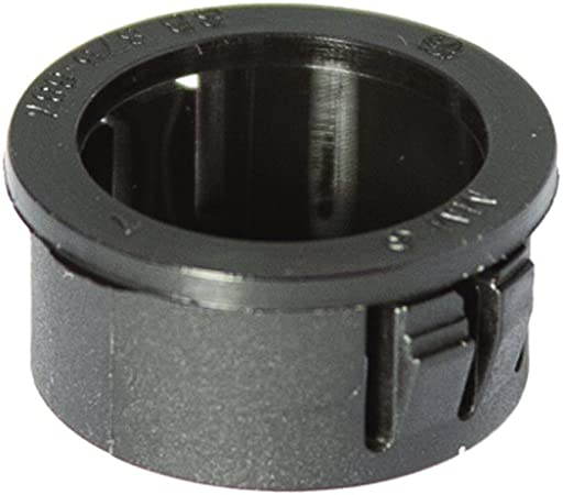 Hubbell-Raco 1494B25 Snap-in Stud Bushing Universal 25-Pack