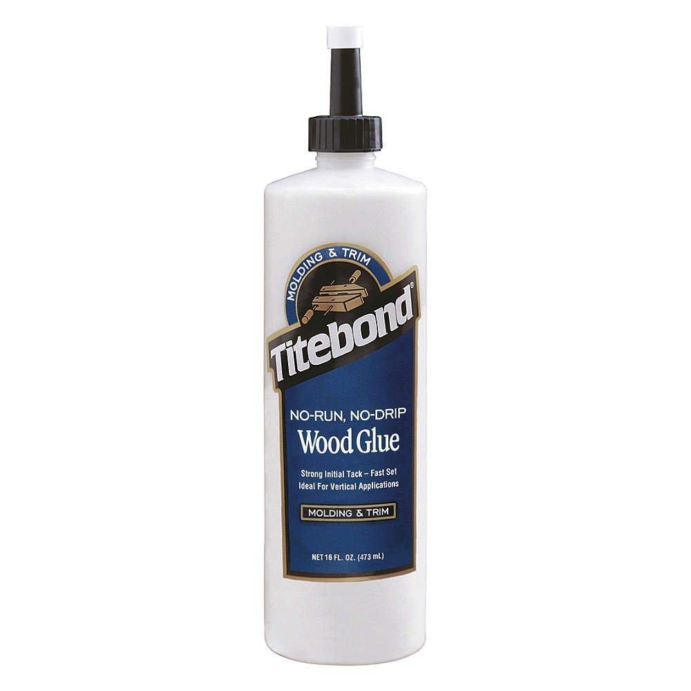 Wood Glue, Molding And Trim, 16 Oz, Beige