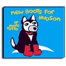 New Boots For Hudson