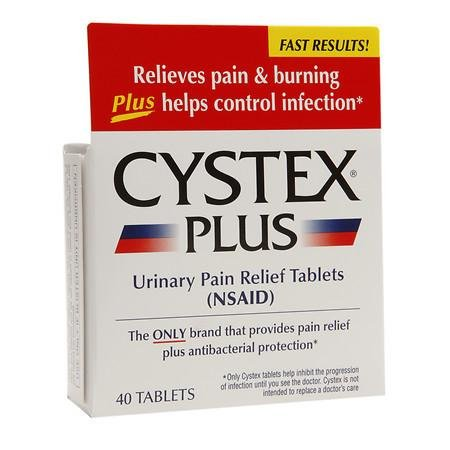 Cystex Urinary Pain Relief Tablets - 3PC