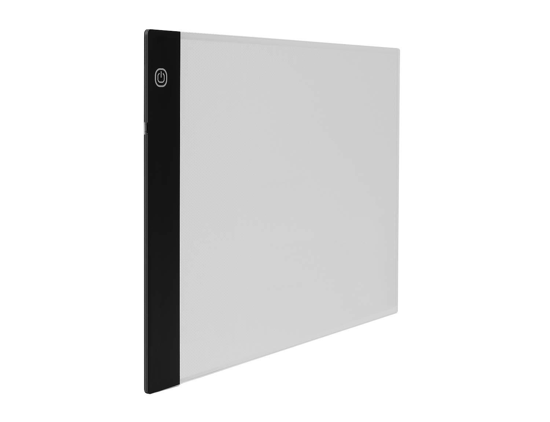 Iso Trade A3 LED Tavoletta Luminosa Lavagnetta Luminosa Ultra-Sottile Pad Tracing Box for Art Tracing Copy 9140