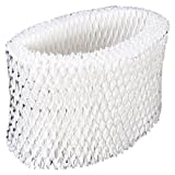 BestAir H62, Holmes Replacement, Paper Wick Humidifier Filter, 4.5'' x 2.5'' x 9.2'', 6 pack