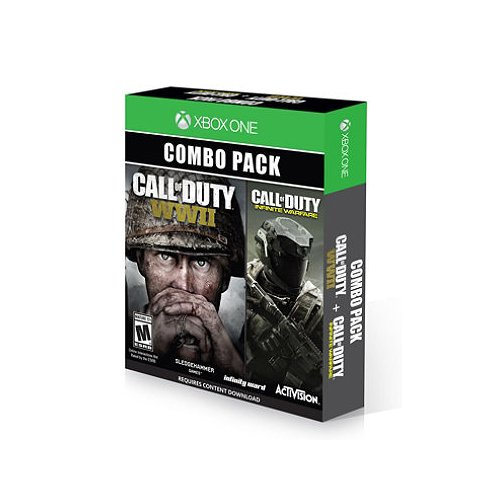Call of Duty: WWII & Infinite Warfare Bundle (Xbox One)