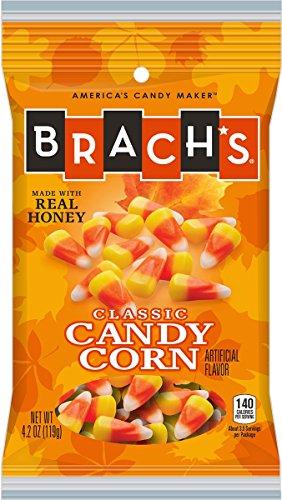 Brach's Candy Corn, 4.2 Ounce Bag