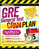 GRE General Test Cram Plan, Carolyn Wheater and Catherine McMenamin, 0470465913