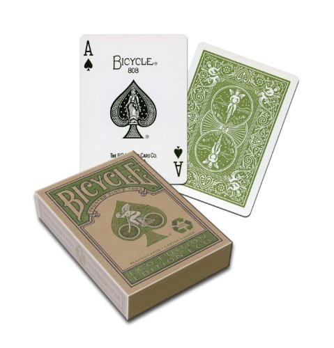 Bicycle eco edition playing cards 2 decks