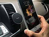 jcspmall Magnet QI Charger Rotating Vent Mount Car Holder for Apple iPhone X, iPhone 8/8 Plus