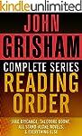 JOHN GRISHAM COMPLETE SERIES READING...