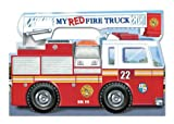 img - for My Red Fire truck (My Truckology) book / textbook / text book