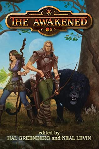 book cover of The Awakened