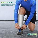 Calf Compression Sleeves - Leg Compression Socks