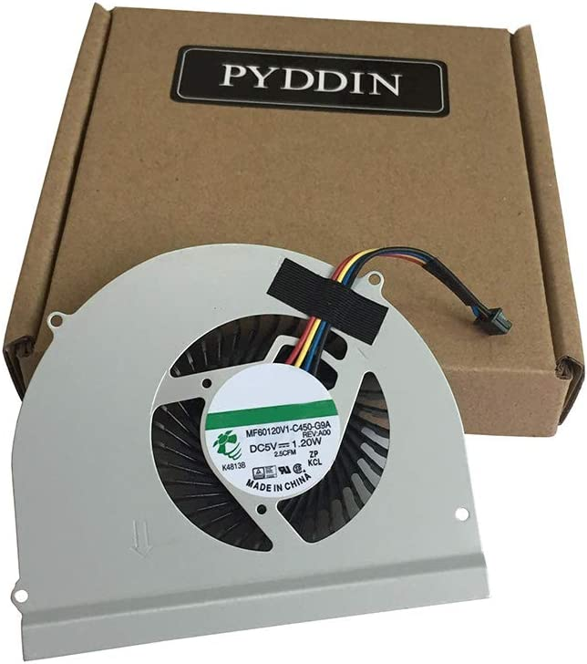 Compatible for Dell Latitude E6530 CPU Cooling Fan Laptop CPU Cooler Fan DP/N 0M2CFG