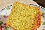 うわさになる 米粉シフォンケーキ(オレンジ) まっ直ぐ屋