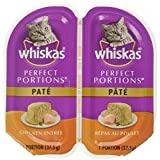Whiskas Perfect Portions Meaty Selections Multipack , 12 Trays/75g