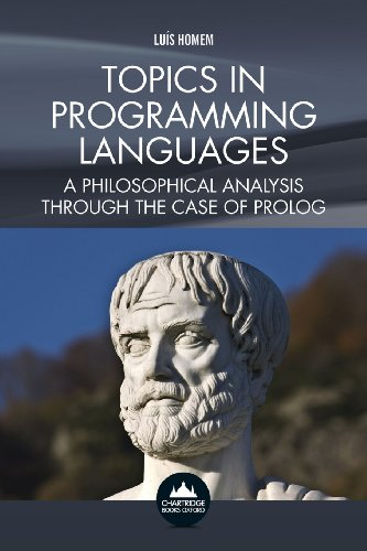 Topics in Programming Languages by Chartridge Books Oxford