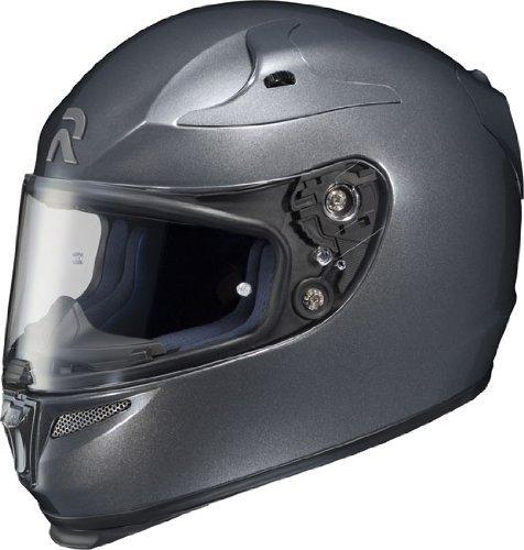 Hjc Carbon Fibre Helmet - 5