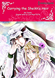 CARRYING THE SHEIKH'S HEIR (Harlequin comics)
