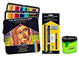 Prismacolor Premier Soft Core Colored Pencil, Set of 48 Assorted Colors (3598T) +