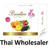 NEWEST PACKAGE Bumebime Soap Effective Skin Whitening Authentic Original From Thailand