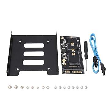 BQLZR - Adaptador de Tarjeta SSD a SATA 2,5 para SATA (Tipo b-Key ...