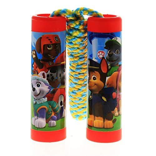 KidPlay Products Nickelodeon Paw Patrol Jump Rope Kids Exercise Toy - Red